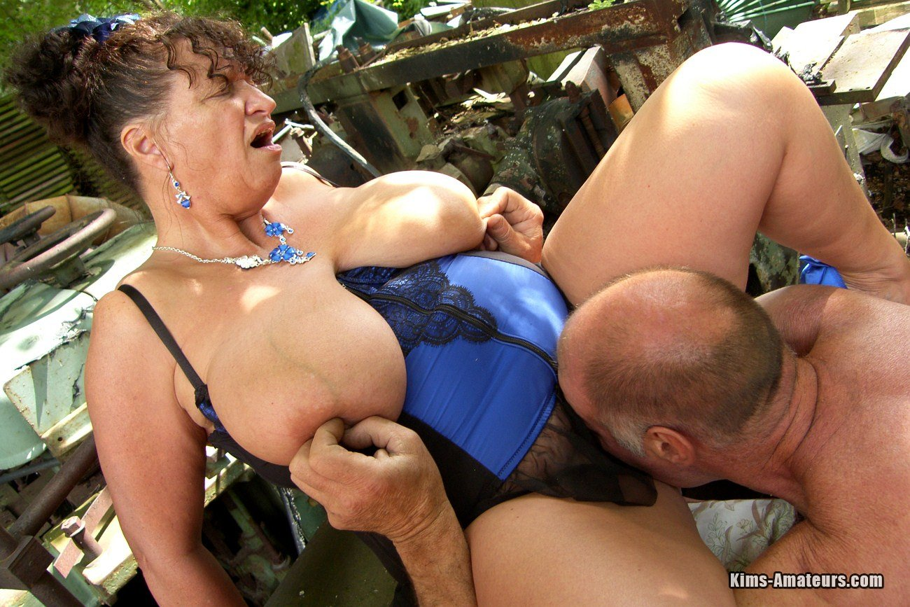 Two hot british milfs supplied with cocks 3