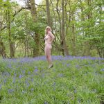 Flashing in Bluebell Woods