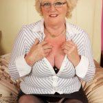 The naughty secretary